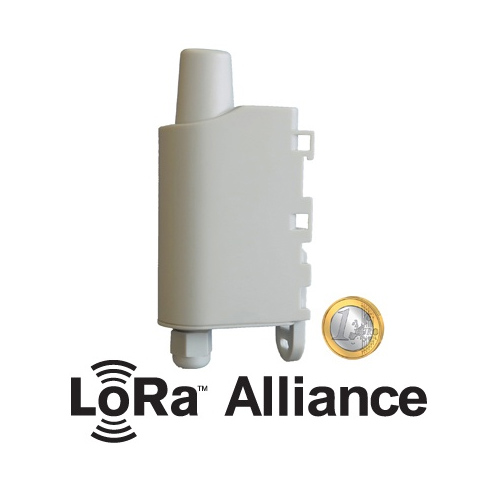 Emetteur LoRaWAN Dry Contacts d